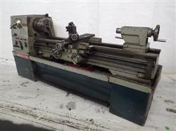 328128 - AMERICAN MACHINE Gap Bed Lathe - Model TURNMASTER-17X60