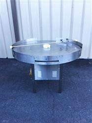 328410 - 48in Dia. GENESIS Rotary Accumulation Table