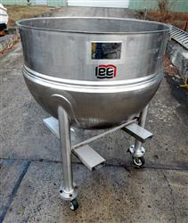 328537 - 200 Gallon LEE 200D Kettle - Stainless Steel, Food Grade