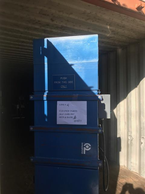 DONALDSON TORIT VS 550 Dust Collector