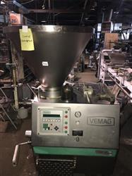 328623 - VEMAG HP10C Extruder with Guillotine Cutter