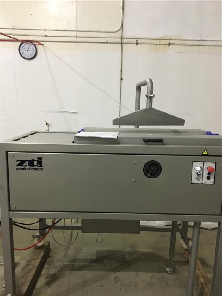 Image ZTI ZGDM-35 Grape Destemmer Plus Bonus Washer Table 1075371