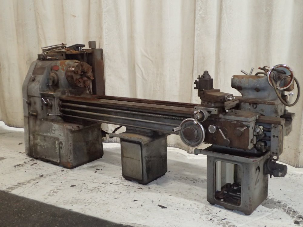 OKUMA Lathe - 329044 For Sale Used N/A