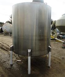 329852 - 1700 Gallon SANITANK Tank - Stainless Steel