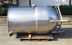 329855 - 400 Gallon Jacketed Kettle - Stainless Steel