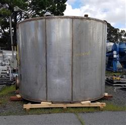 329887 - 5000 Gallon Tank - Stainless Steel