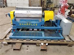 329897 - SHARPLES P-3000 Decanter Centrifuge with Control Panels