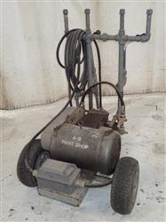 330197 - LANDA DE6-3021C Electric Pressure Washer