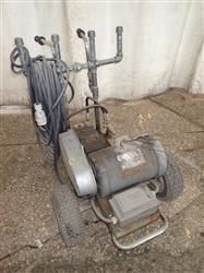 330198 - LANDA TS2021 Electric Pressure Washer