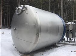 330305 - 6000 Gallon Storage Tank - Stainless Steel