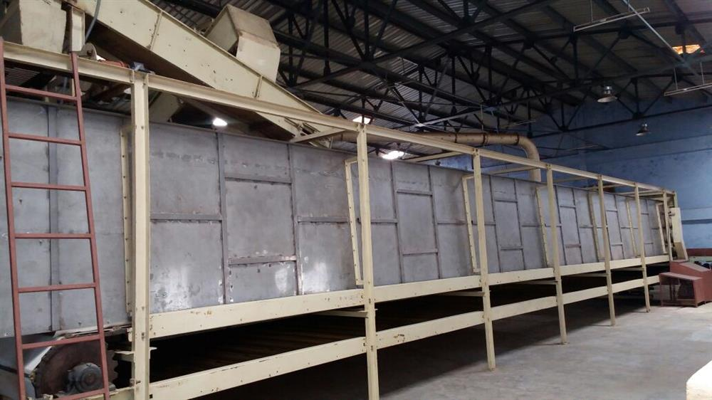 Tobacco Processing Complete Lamina and Stem Line