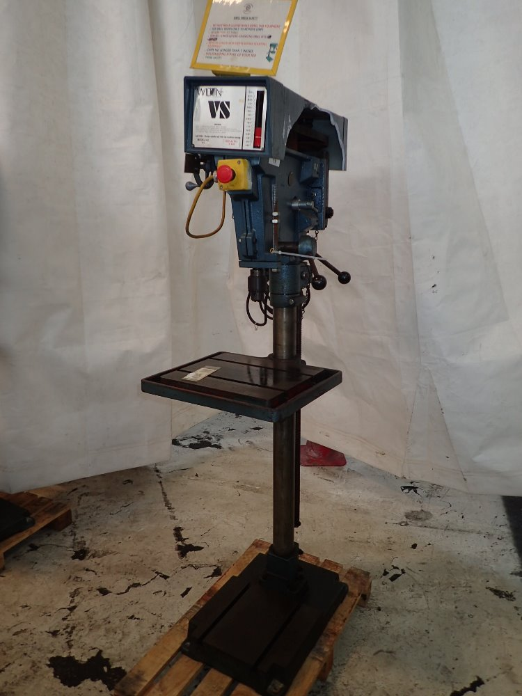 Wilton 5810 Drill Press 331411 For Sale Used N A