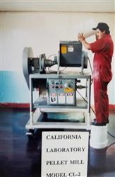 331826 - CALIFORNIA CL-2 Pellet Mill