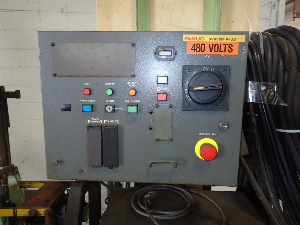 FANUC S-420 IF Robot wi - 332353 For Sale Used N/A