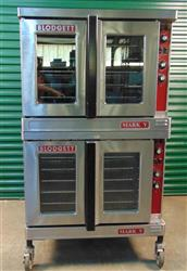 332533 - BLODGETT Mark V III Double Stack Convection Oven