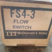 332563 - MCDONNELL MILLER Flow Switch - Lot of 2