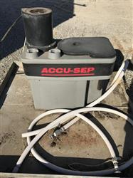 332791 - ACCU-SEP Gravity Oil/Water Separator