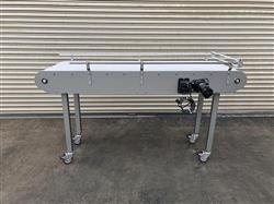 333006 - 26in X 6ft Feed Table / Pack-off Conveyor