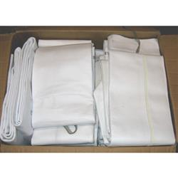 333148 - 5.75in X 84in Dust Collector Bag  - 1 Lot of 42 Bags