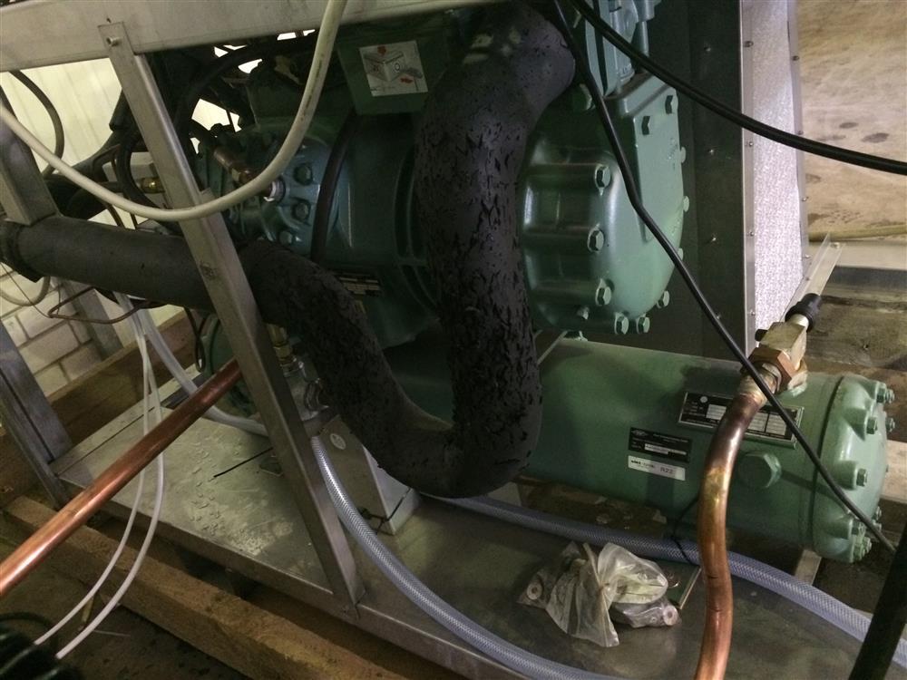 Image MAJA SA 6000 TLL Ice Machine  1100540