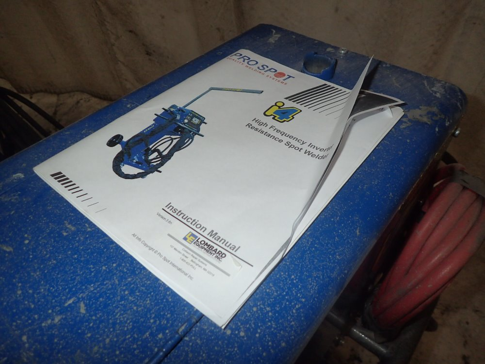 PRO SPOT I4 Inverter Re - 333254 For Sale Used N/A