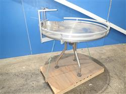 333336 - Accumulation Table - Stainless Steel