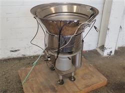 333529 - Vibratory Bowl - Stainless Steel