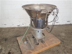 333530 - Vibratory Bowl - Stainless Steel