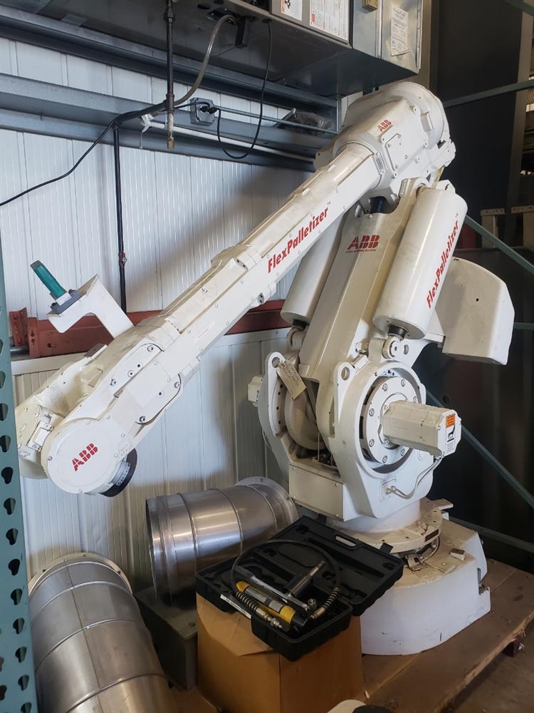 Image ABB Robotics FlexPalletizer - Model IRB6400 M96 1446929