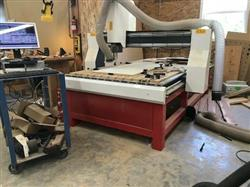 334930 - INDUSTRIAL CNC Artisan 408 CNC Router