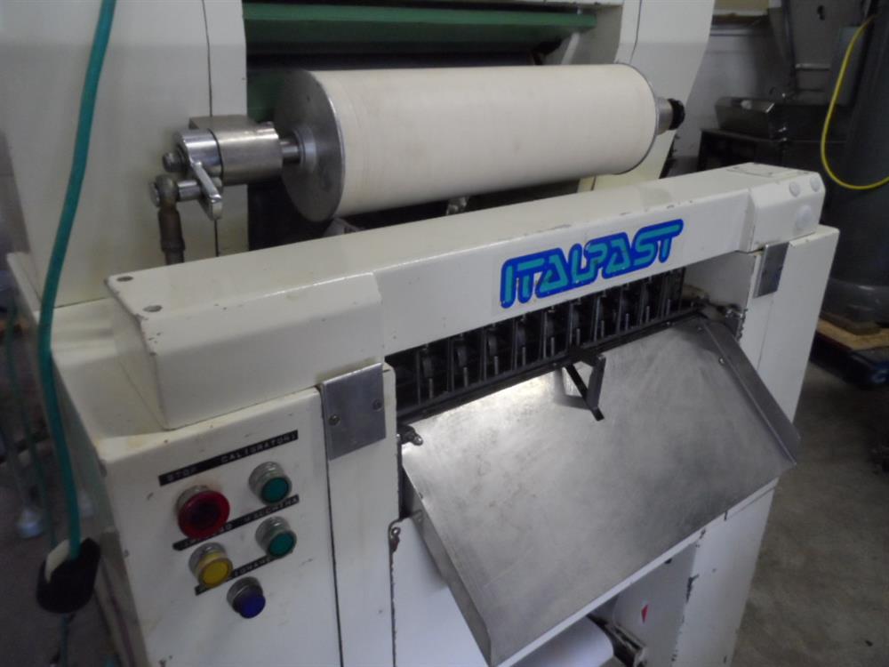 Image ITALPAST Mini Tortellini Machine  1111656