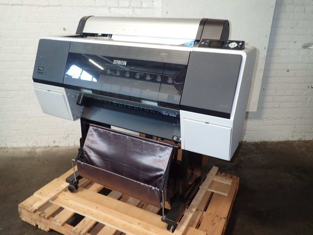 EPSON STYLUS PRO 7890 I - 335617 For Sale Used N/A