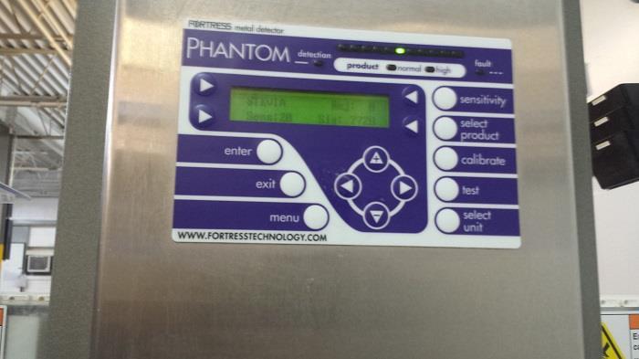 Image FORTRESS Phantom Metal Detector 1382989