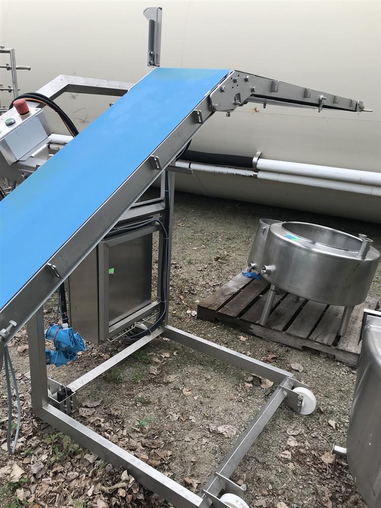 Image Adjustable Belt Conveyor 1118677