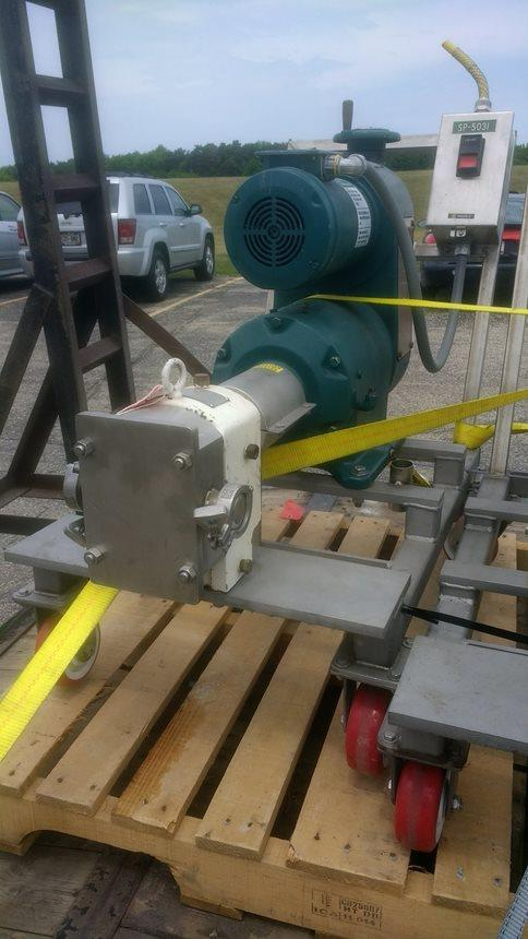 Image APV R3R Positive Displacement Pump 1119136