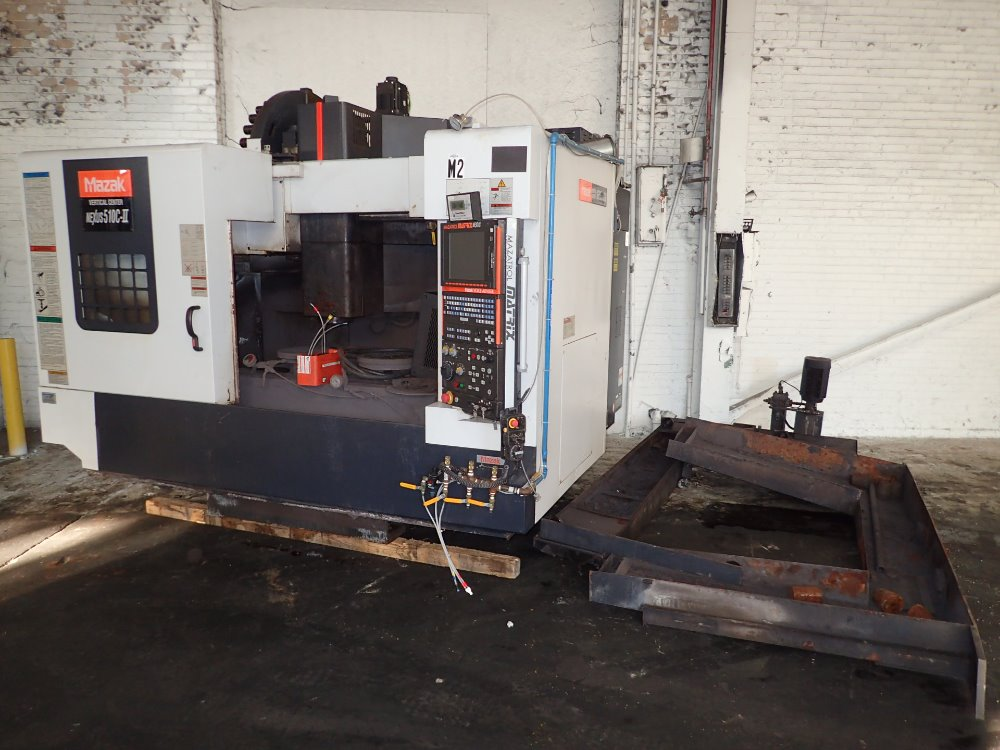 MAZAK NEXUS 510C-II CNC - 336371 For Sale Used N/A