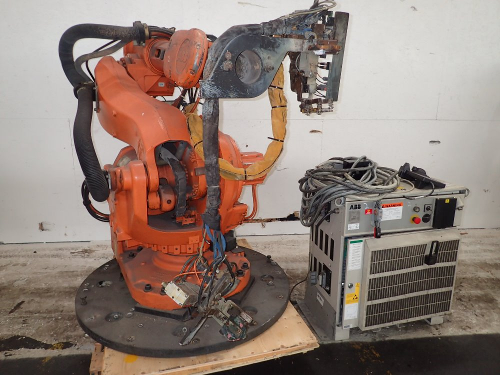 ABB Robot - 337279 For Sale Used N/A