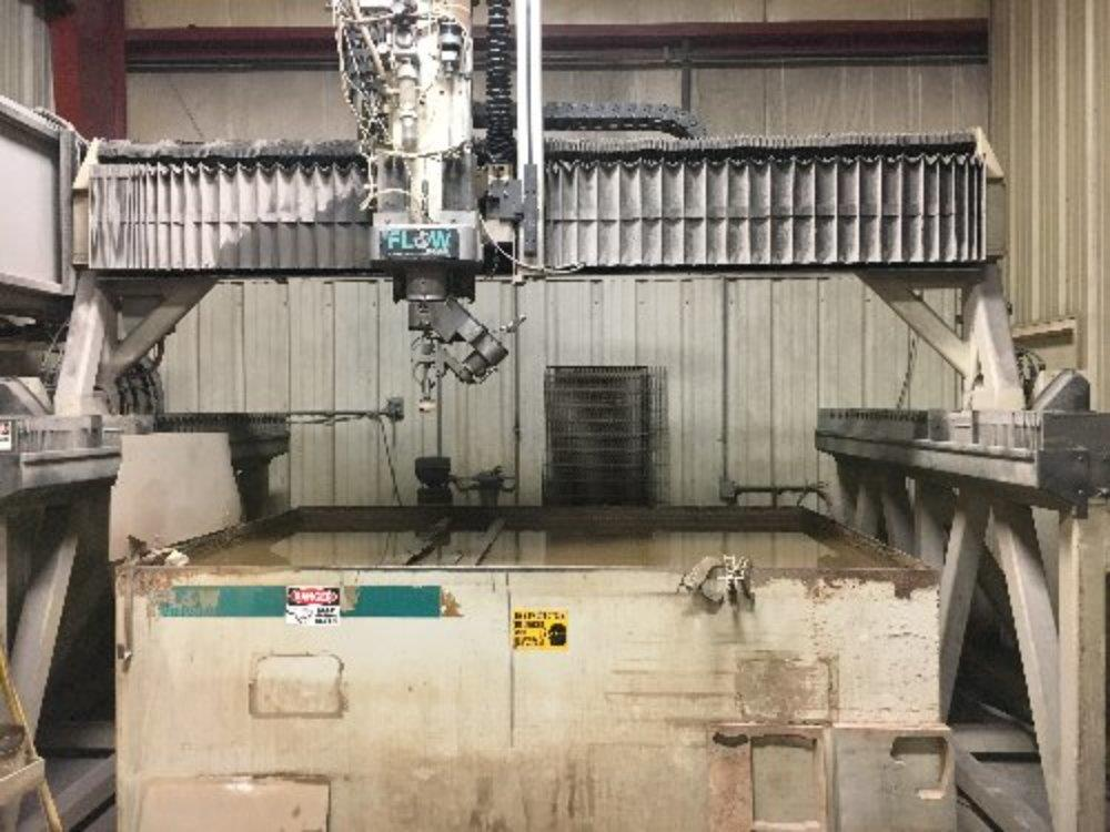 FLOW 5-Axis Waterjet Sy - 337448 For Sale Used N/A