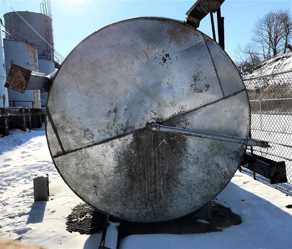 Image 4500 Gallon Tank - Stainless Steel 1126454
