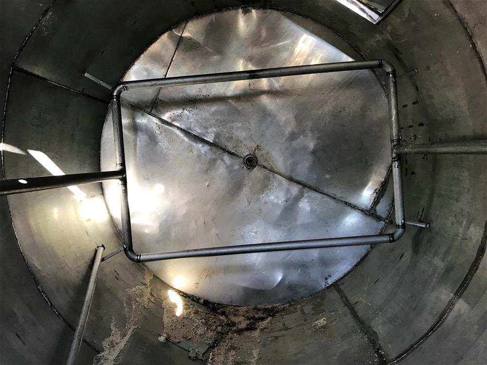 Image 4500 Gallon Tank - Stainless Steel 1126455