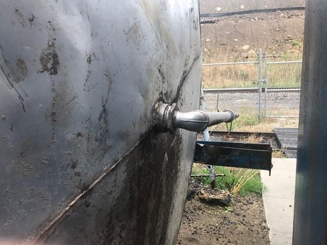 Image 4500 Gallon Tank - Stainless Steel 1390210