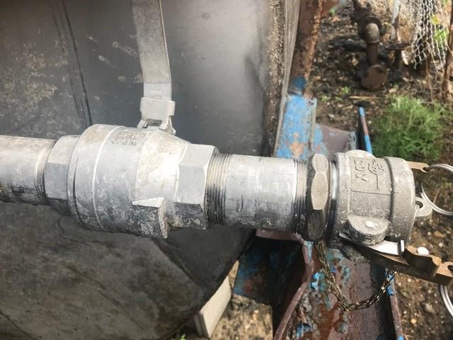 Image 4500 Gallon Tank - Stainless Steel 1390213
