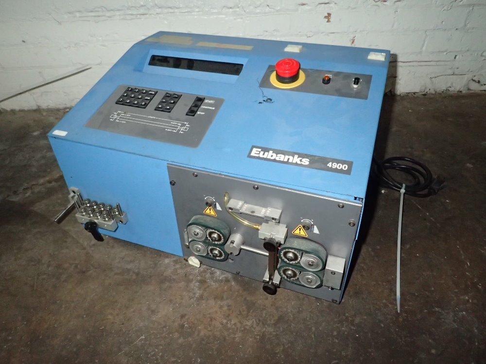 Eubanks 02600 wire stripper