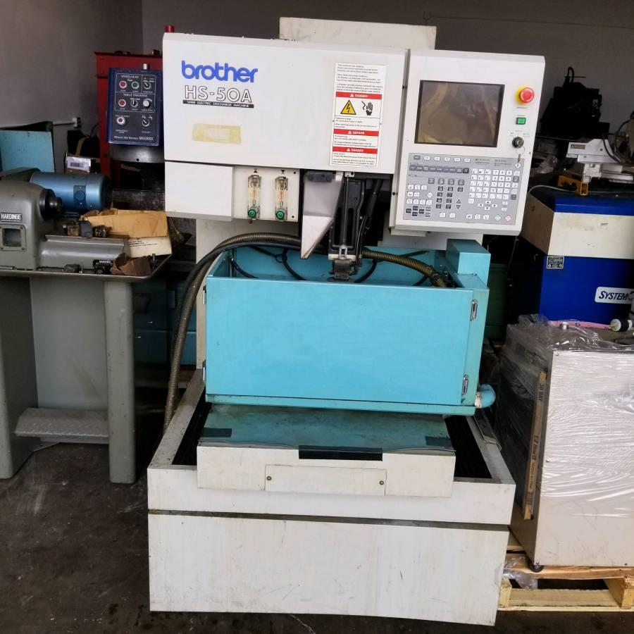 BROTHER IND. HS-50A Wir - 338080 For Sale Used N/A