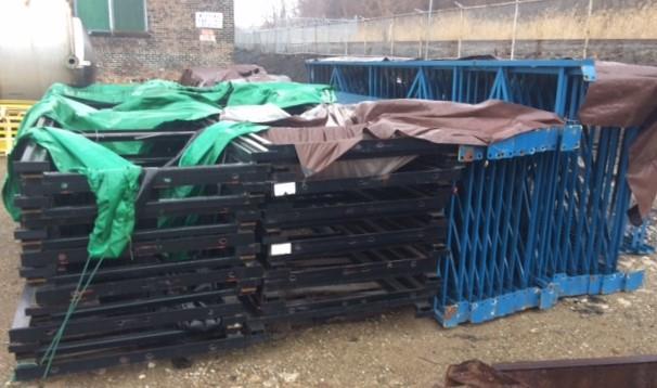 Image STEEL KING Pallet Storage Rack System 1130429