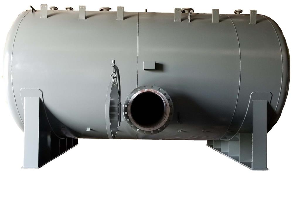 Image 5500 Gallon Tank/Vessel/Reactor - Carbon Steel 1130601