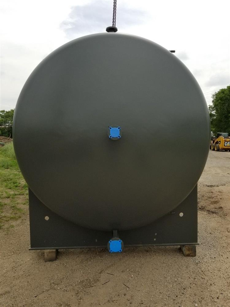 Image 5500 Gallon Tank/Vessel/Reactor - Carbon Steel 1130602