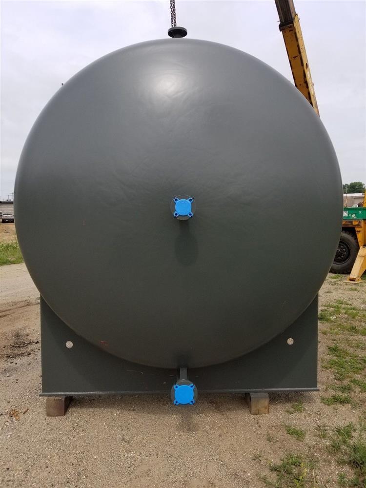 Image 5500 Gallon Tank/Vessel/Reactor - Carbon Steel 1130606