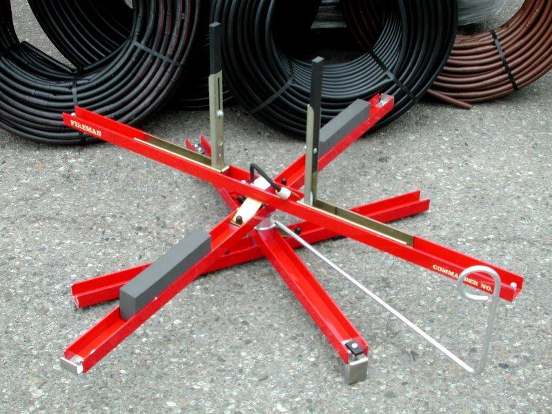 Fireman Commander Uncoiler - 338121 For Sale Used