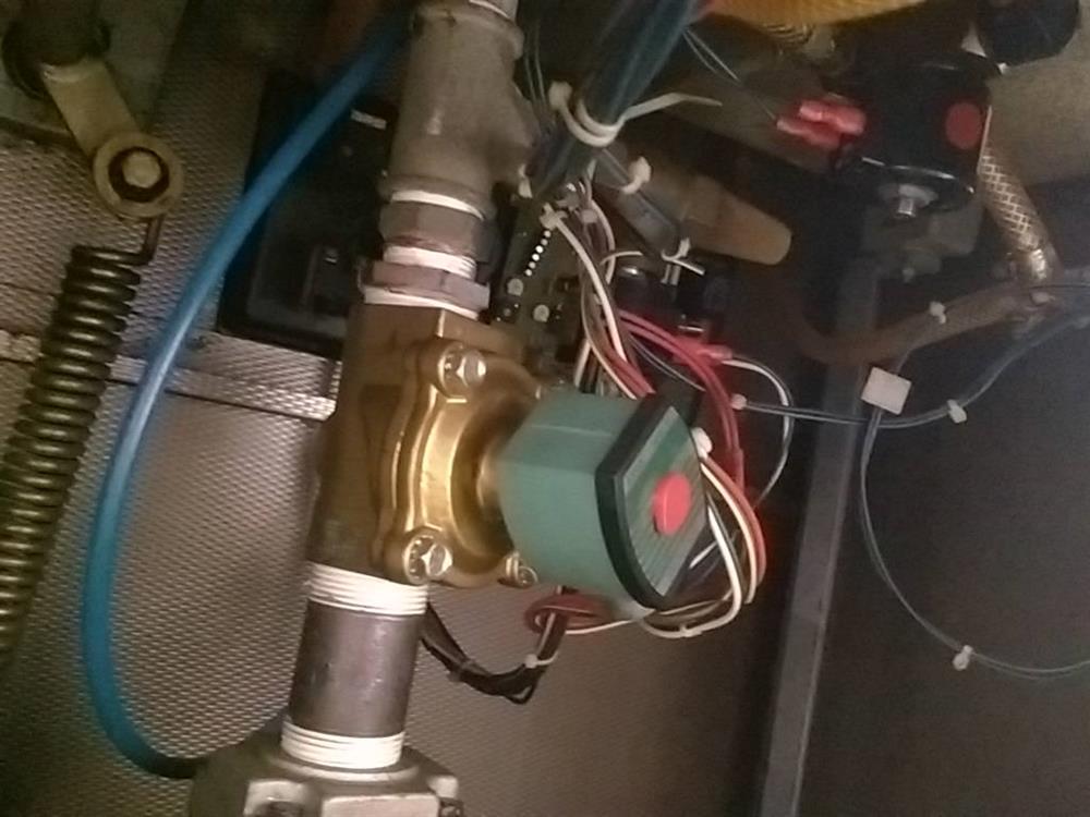 Image BERKEL Dual Chamber Gas Vacuum Sealer 1132096
